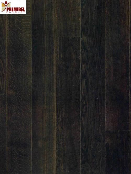 parquet flottant chene fonce brosse avec chanfrein. Black Bedroom Furniture Sets. Home Design Ideas